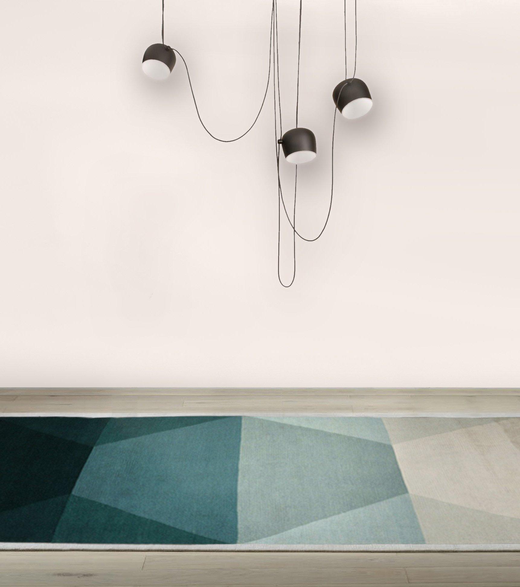 geometric design carpets